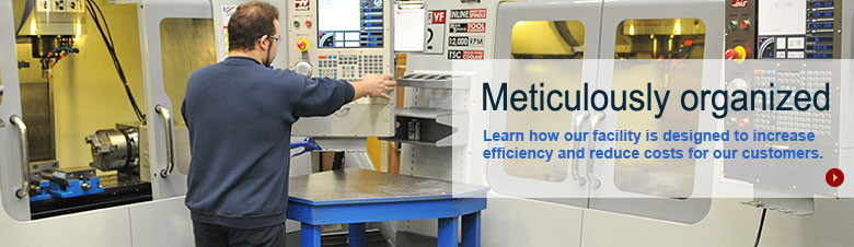 Learn how our facility is designed to increase efficiency and reduce costs